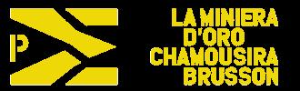 La Miniera d'oro di Chamousira Brusson Logo