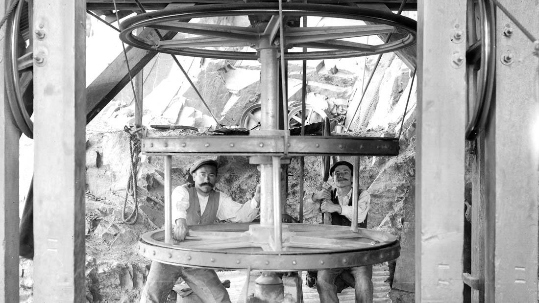 La Miniera d'Oro di Chamousira Brusson