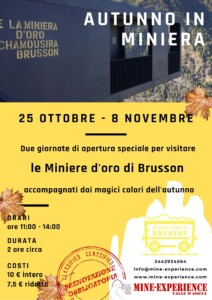 Autunno in Miniera - Brusson