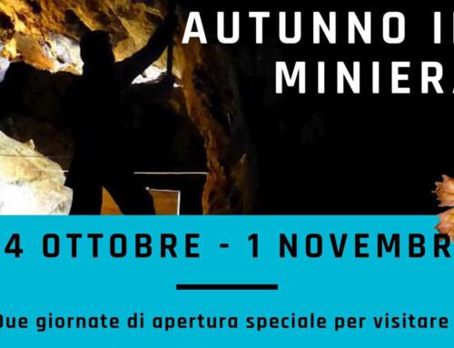 Autunno in Miniera – Saint Marcel