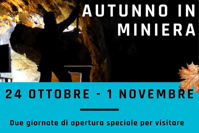Autunno in Miniera - Saint Marcel